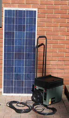 Portable Solar Generator Solar Power System Solar Panel Pictures to ...