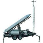 Solar-Powered-Generator-3.240-Kilowatt-Max-Output-19ft-Trailer-24-Panels-NEMA-4X-Enclosure-0