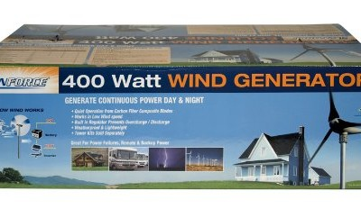 Sunforce 44444 12 Volt 400 Watt Wind Generator 1